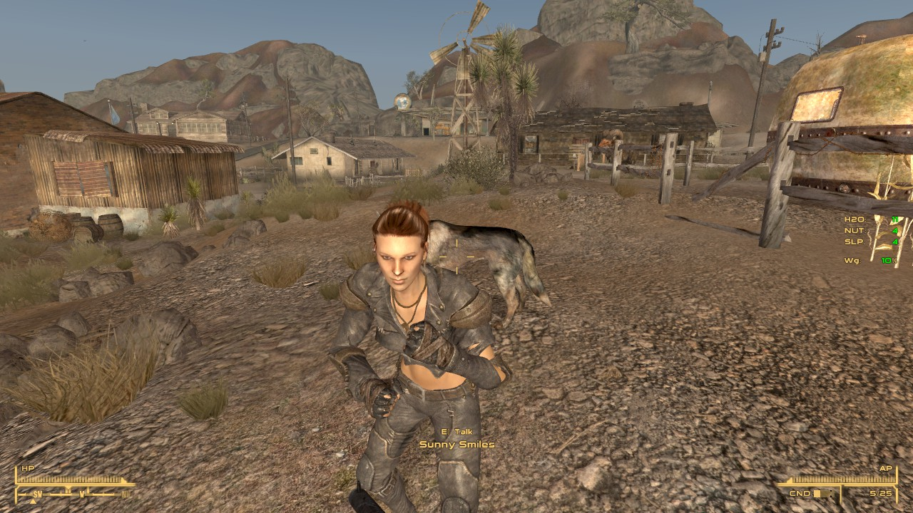 I Have Got A Problem With Enb No Mutants Allowed