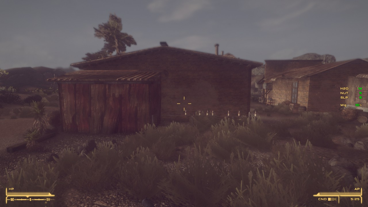 I have got a problem with ENB  | No Mutants Allowed