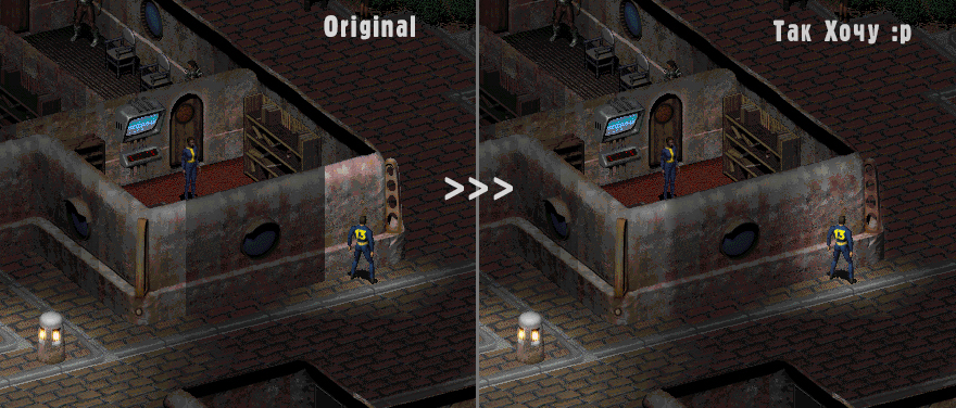 Fallout 2 mod - FO2 Engine Tweaks (Sfall)   Page 131   No