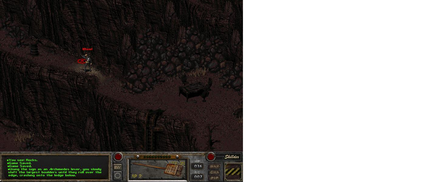 Fallout of Nevada: passing quests, instructions, secrets