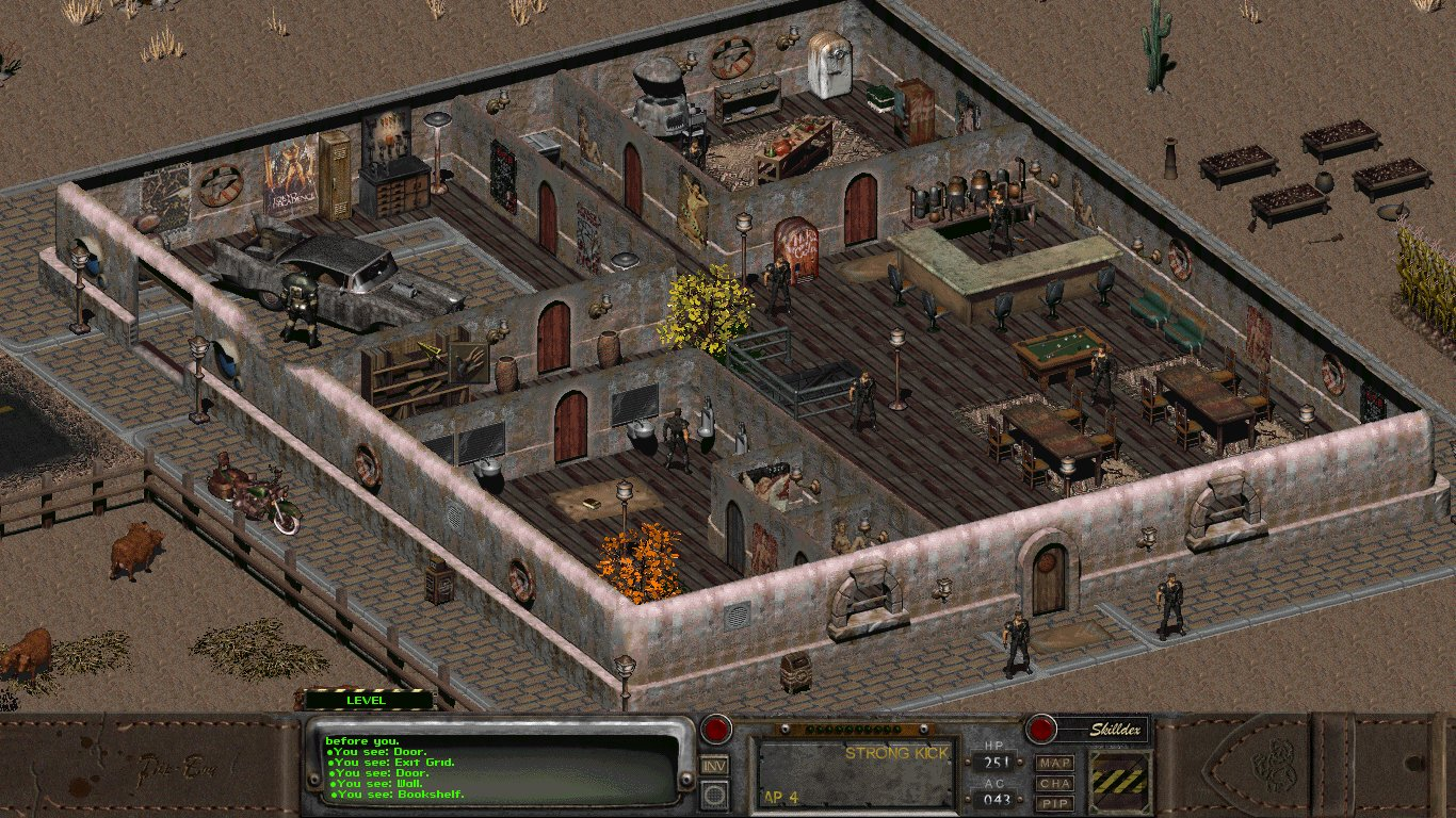 Fallout 2 mods anime images