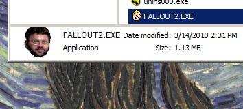 Fallout 2 mod - Fallout 2 Restoration Project 2 3 3
