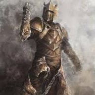 The Bronze Knight