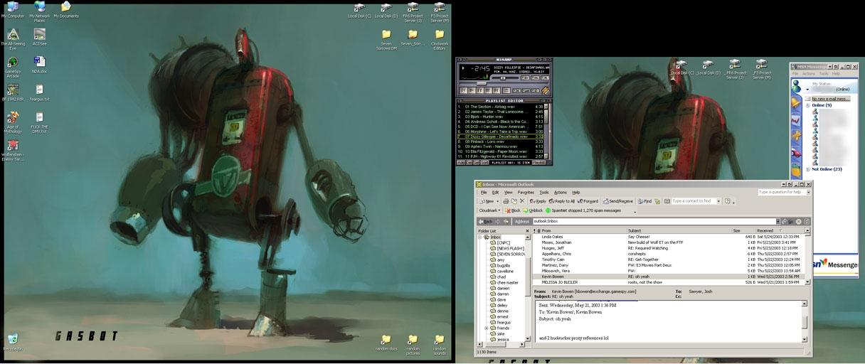 Gasbot desktop