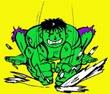 Hulk Vault Boy