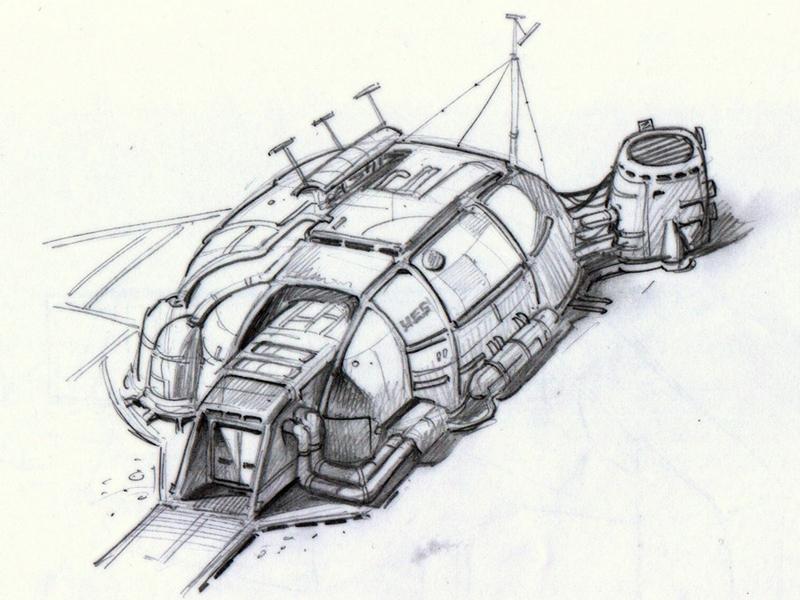 Alien Base 3