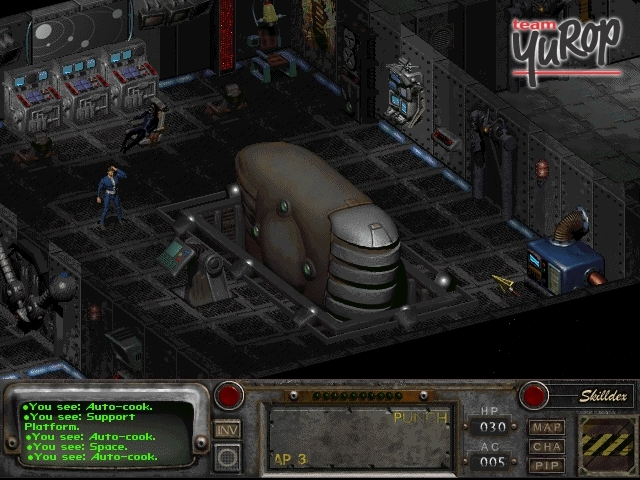 First ever screenshot