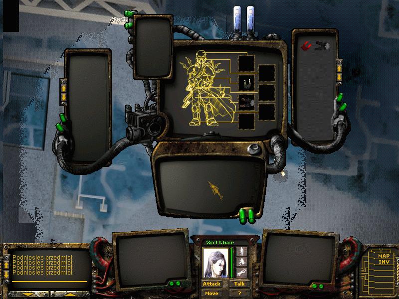 Hmm, where should I hit?
