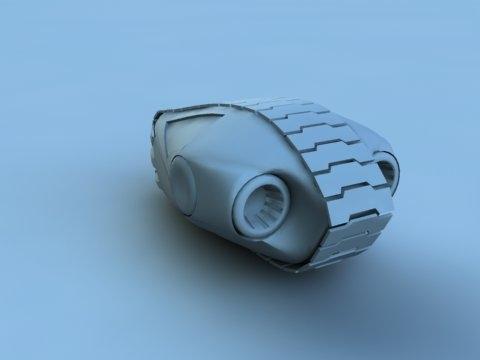 sjon3 - Nitrogen Tank