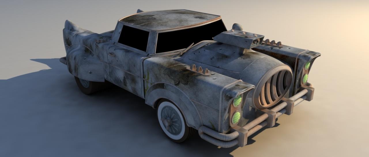 Fallouty Sports Car