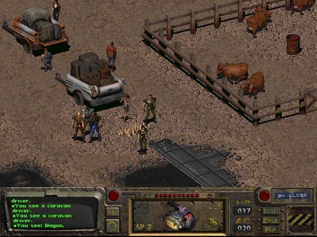 Caravan Traders