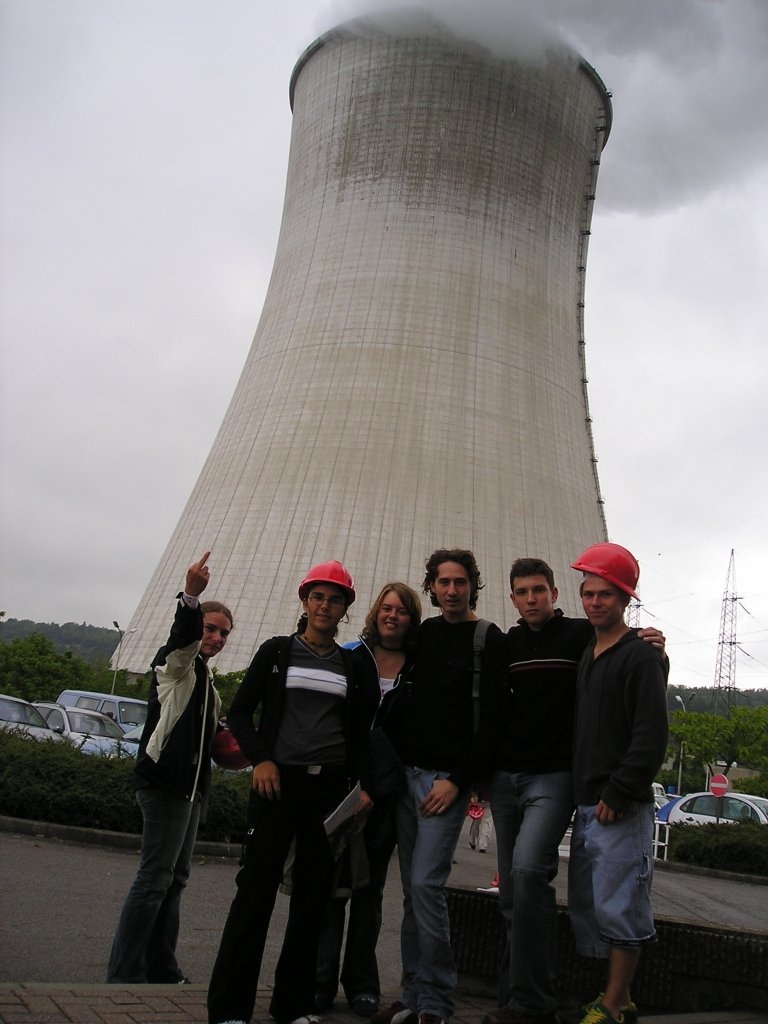 Huy Nuclear Powerplant, Belgium (#12)