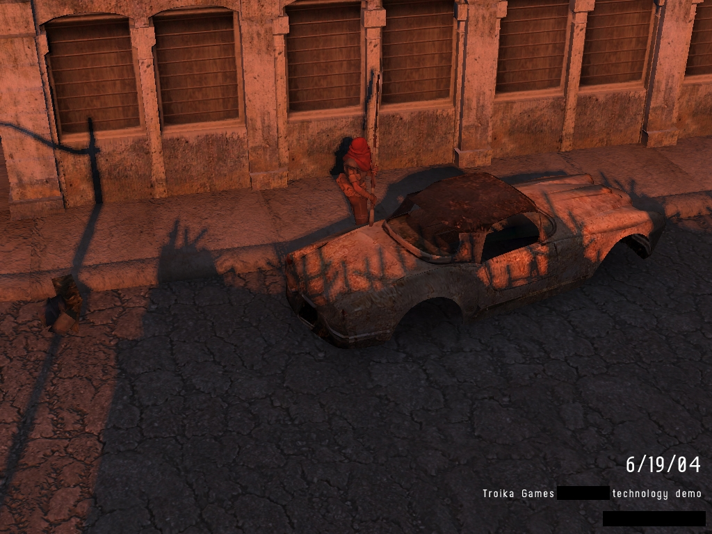 Troika's PA RPG screenshot 1