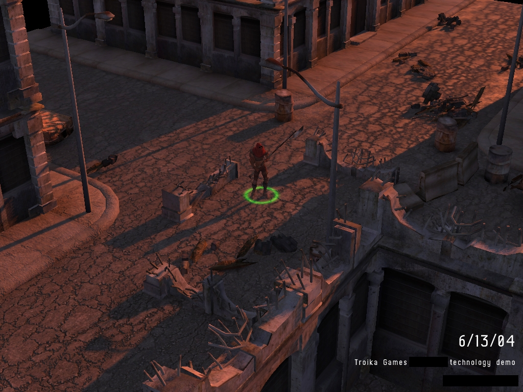 Troika's PA RPG screenshot 2