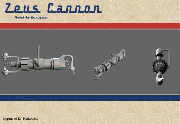 Zeus Cannon