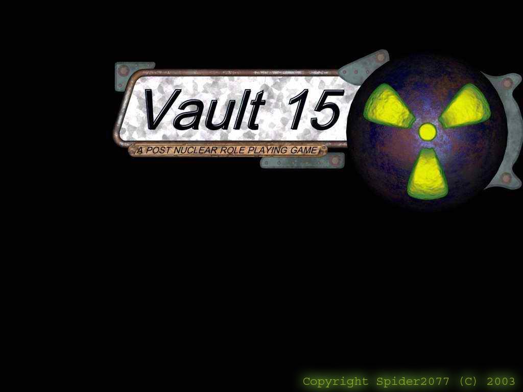 Fallout Vault 15 Mod SMax