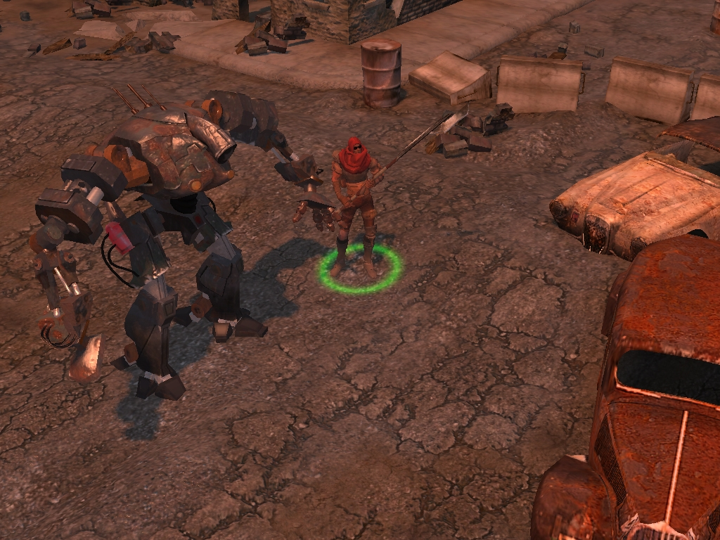 Troika's PA RPG Screenshot 3