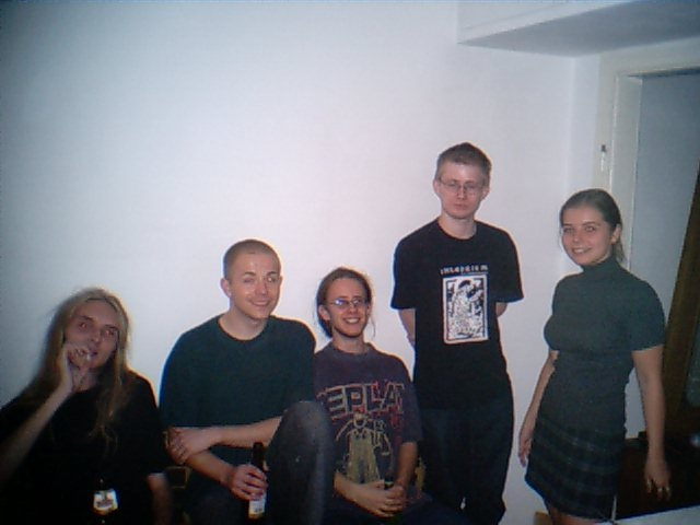 an_con 2004 - czlonkowie Fallout Project, VDHP i G.Z.T.