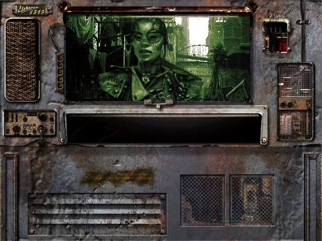 Dialogue interface for Polish Wasteland