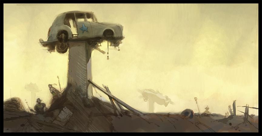 Fallout Junkcar