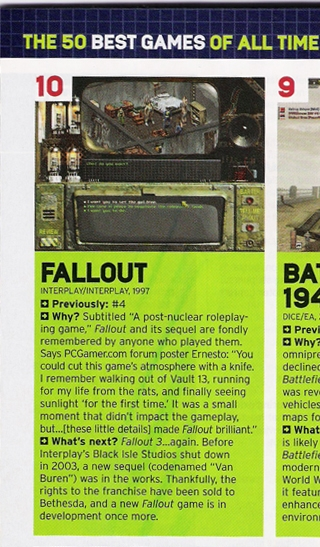 Fallout nr 10