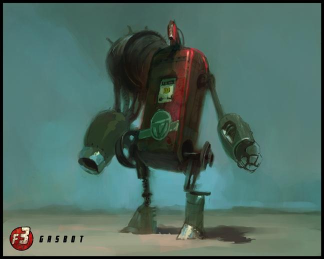 Gasbot