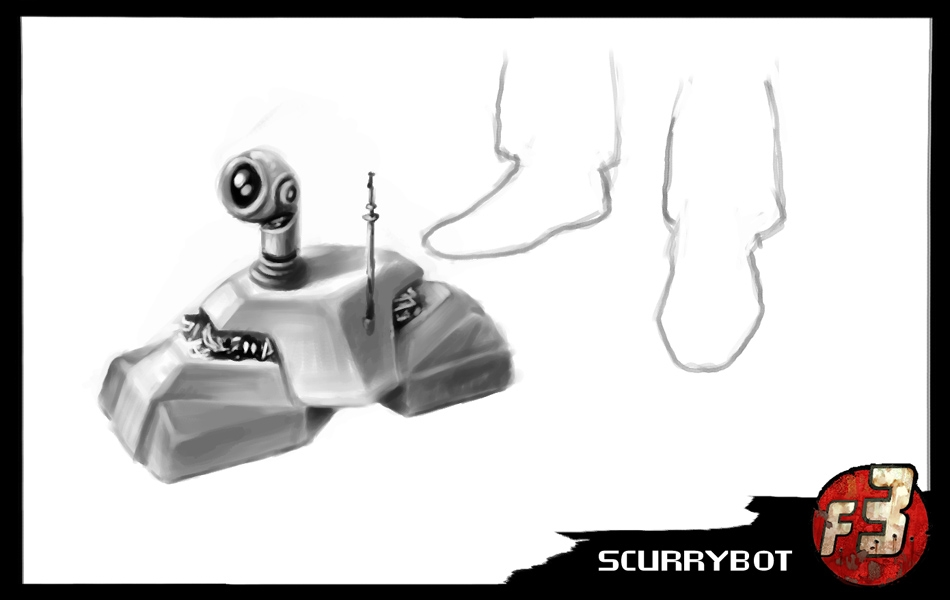 Scurry Bot
