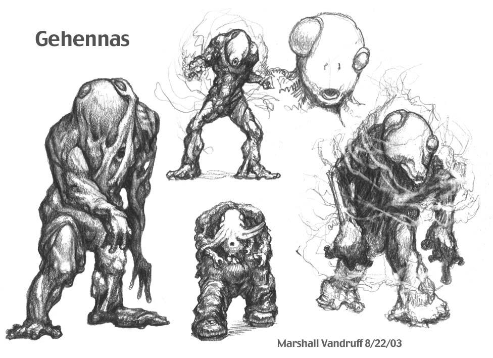 Gehenna Ideas