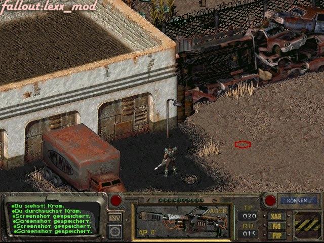 Lexx Mod screenshot #5