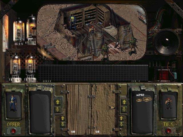 Survivor Mod Screen #2