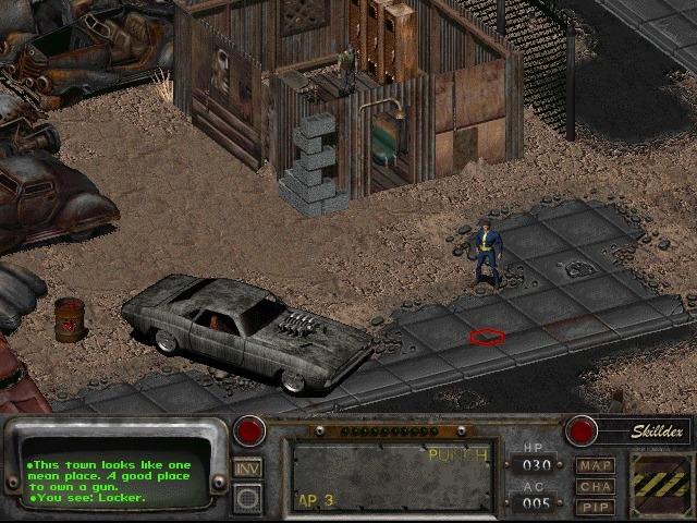 Survivor Mod Screen #3