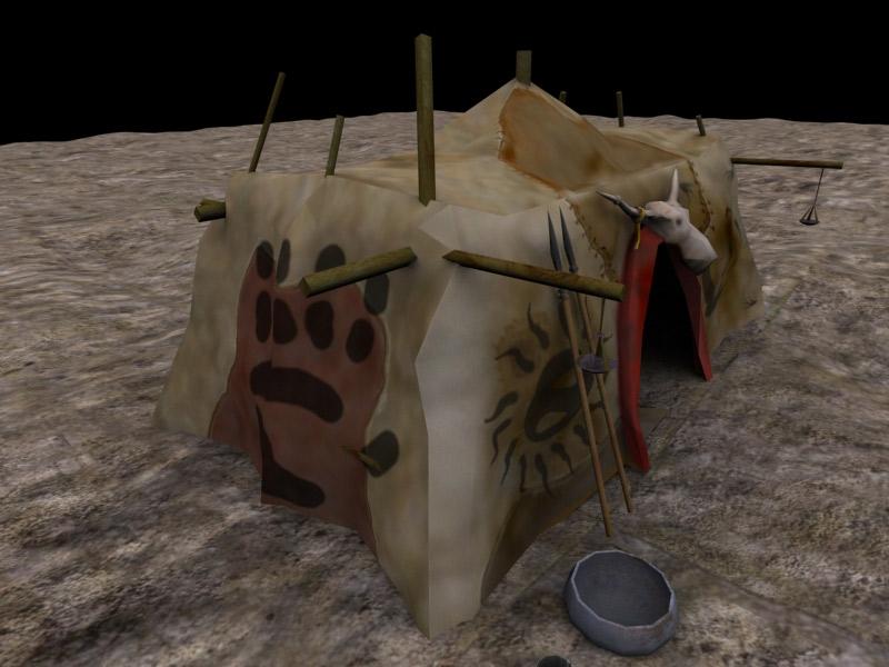 Misleading Lands - Tent model