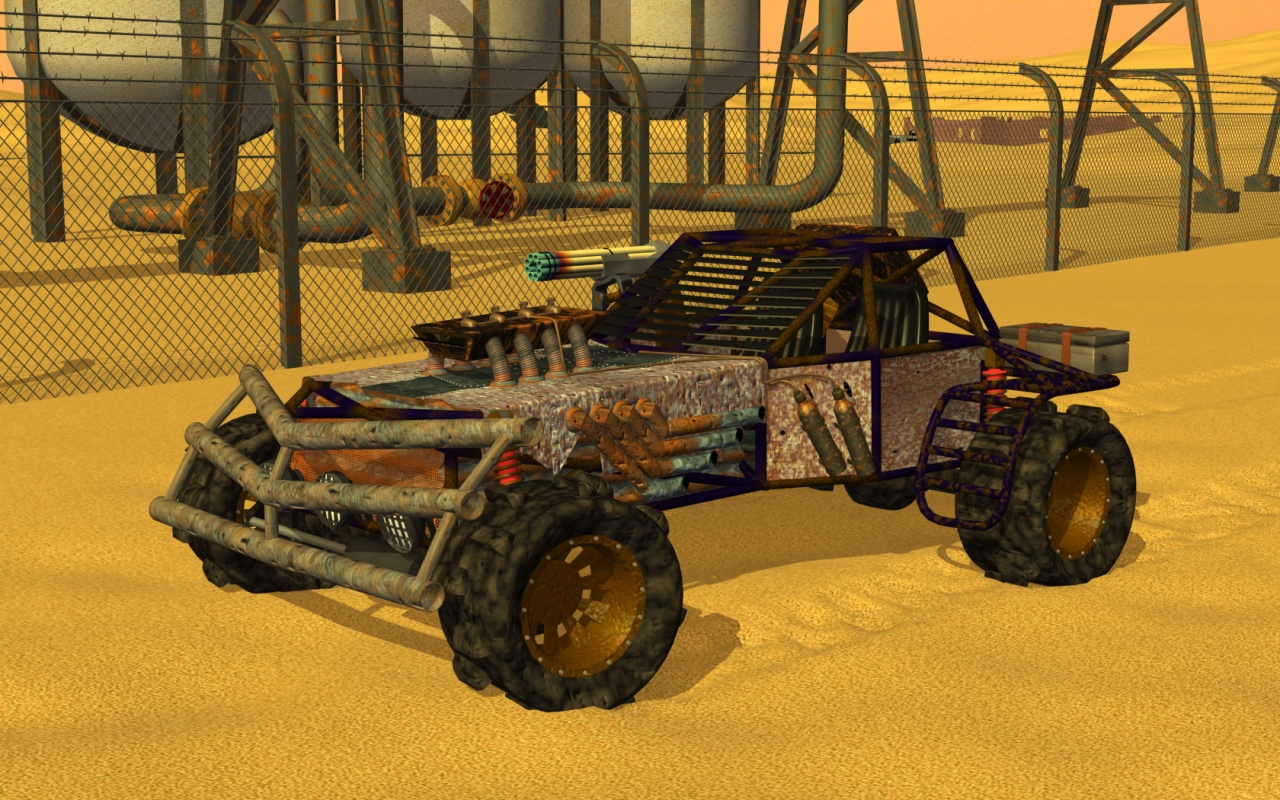Scout Buggy #1