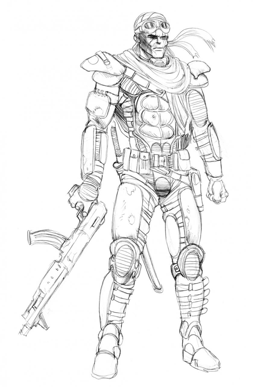 Raider concept