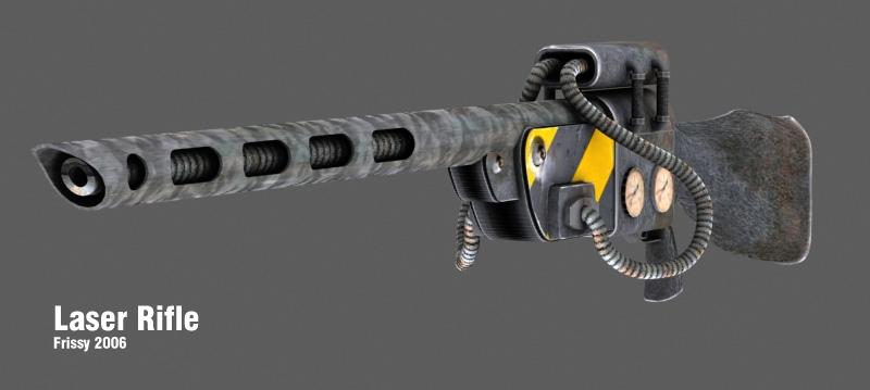 A big booboo gun