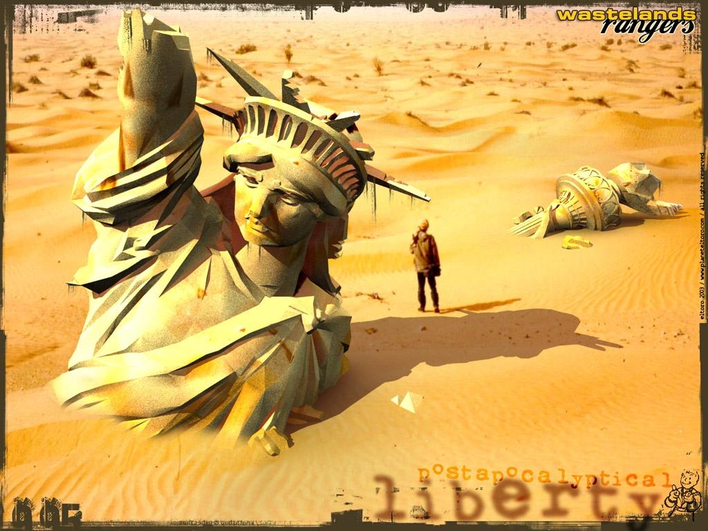 Postapocalyptic Liberty