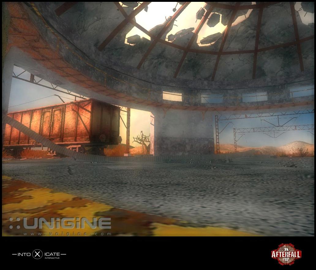 Afterfall v0.33 Screenshot#1