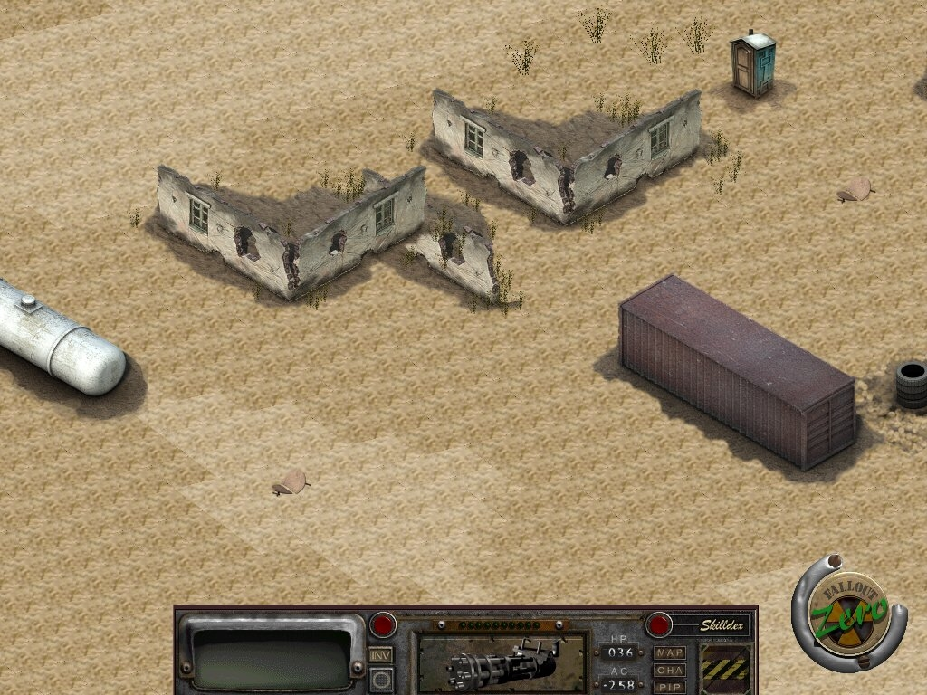 Fallout Zero graphic