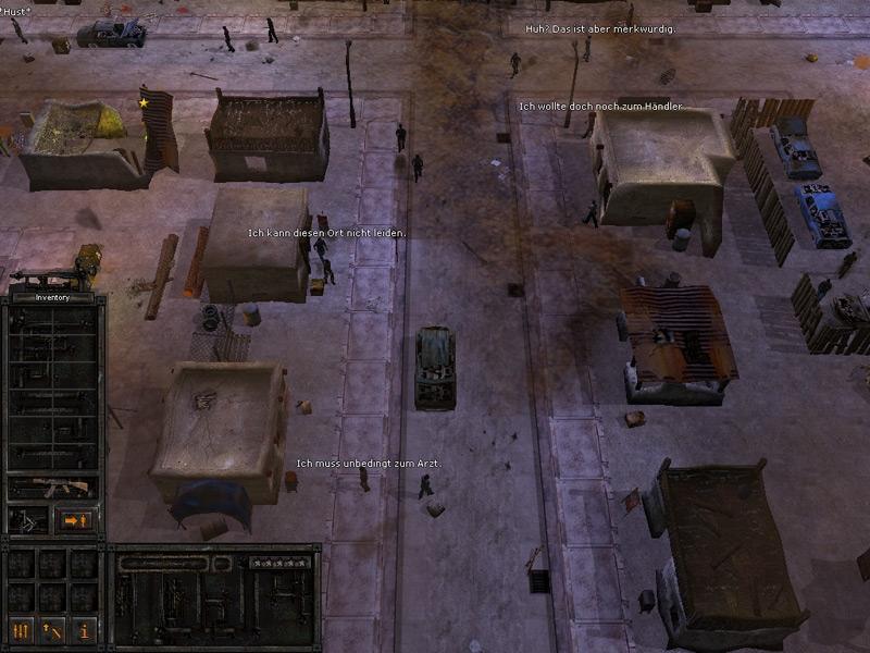 Ground Zero Genesis... Screen #6