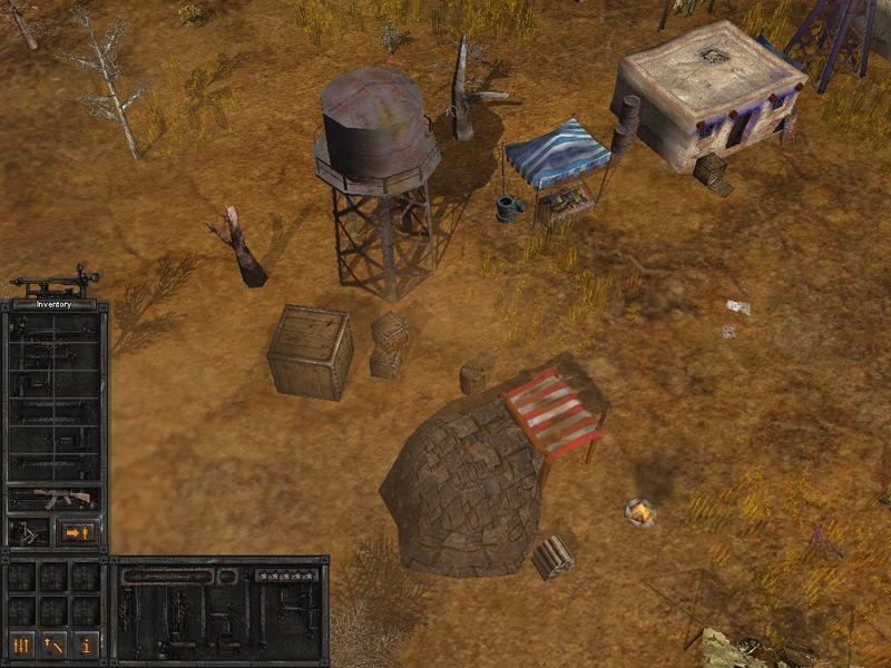 Ground Zero Genesis... Screen #12