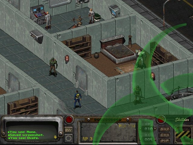 Fallout: Resurrection Screen