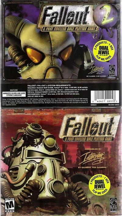 Fallout boxes