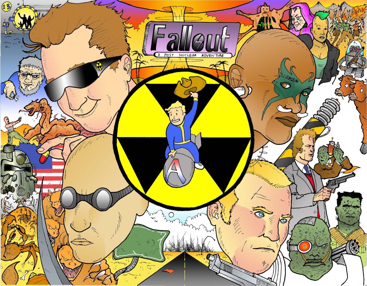 Fallout is the SHIZNIK!