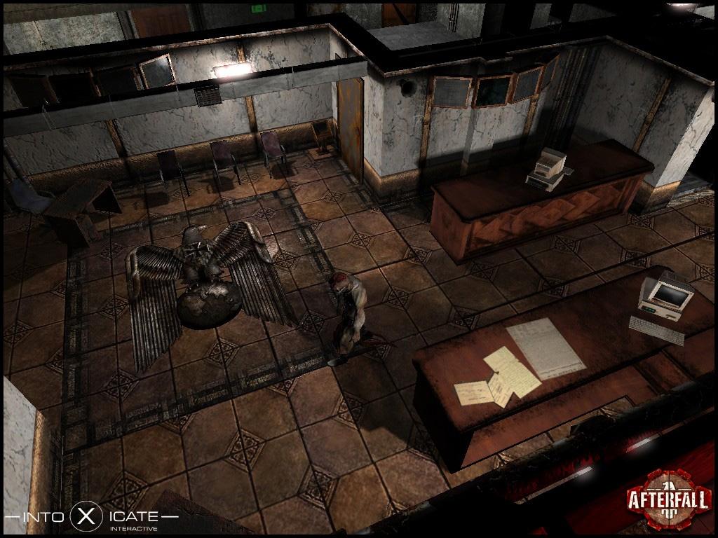 Afterfall Techdemo Screenshots