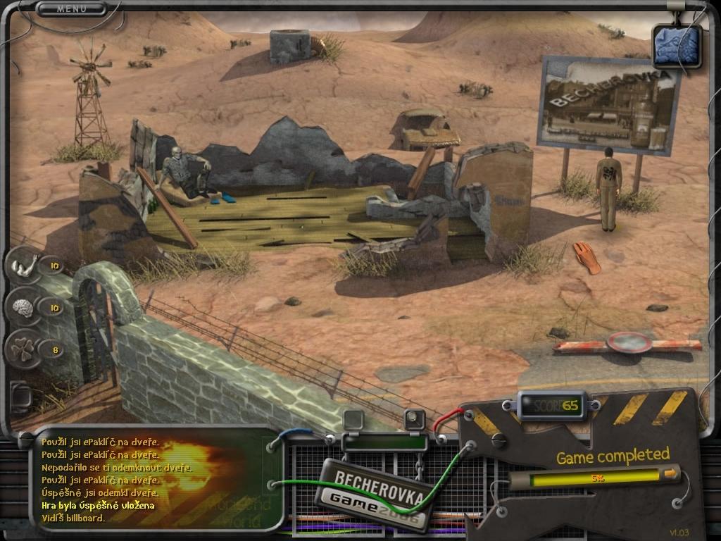 Moribund World screenshot #1