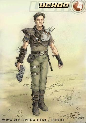 Outcome CA - Wasteland Warrior