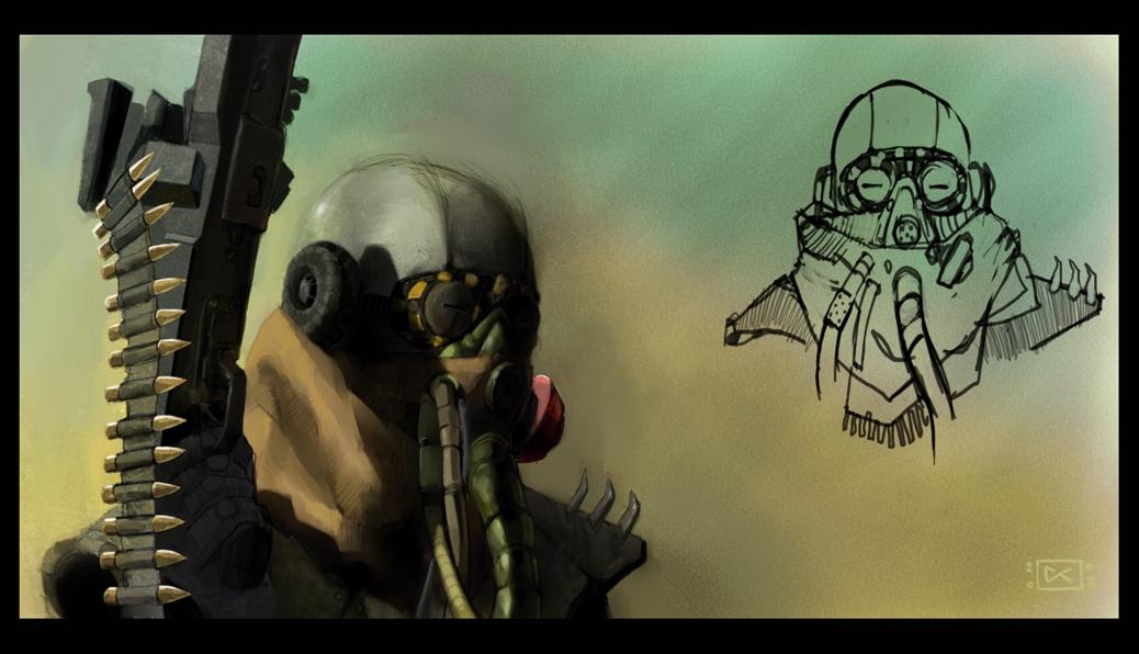 Wasteland - Gunner
