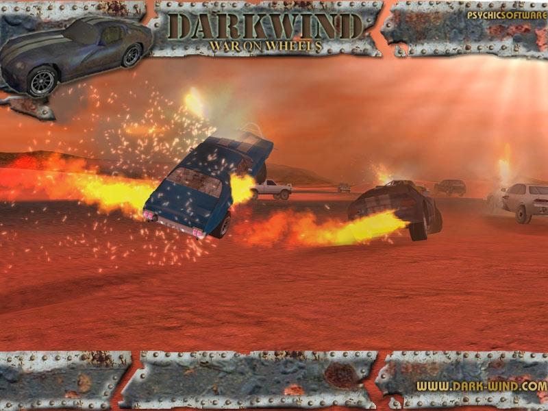 Darkwind Wilderness Combat