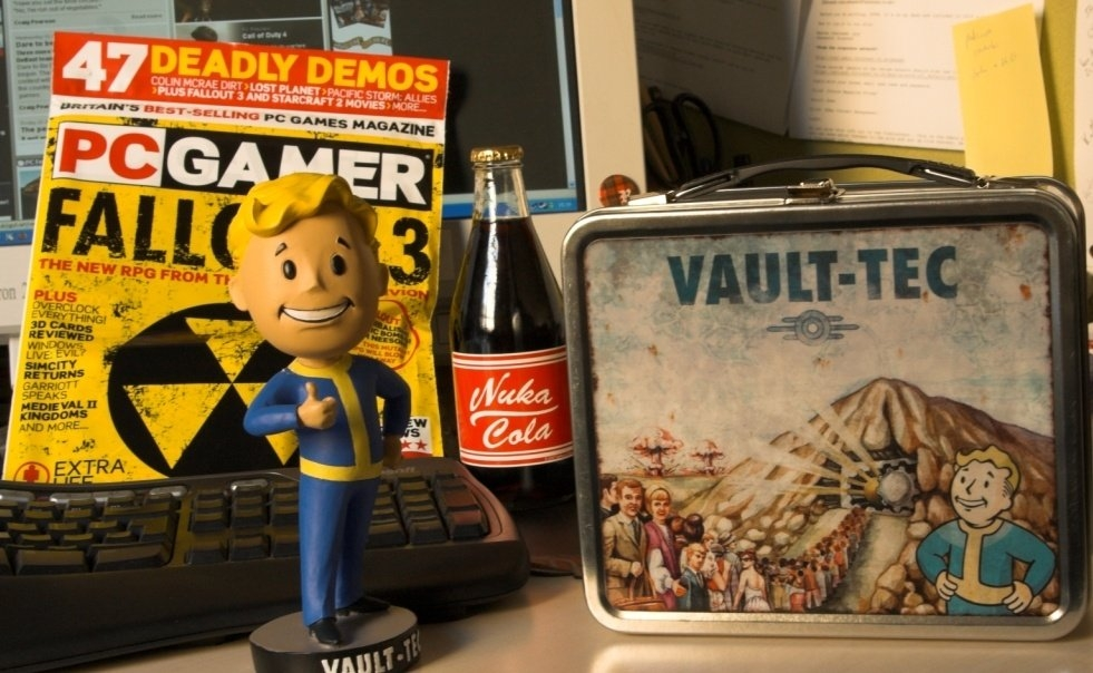 Fallout 3 promotional material