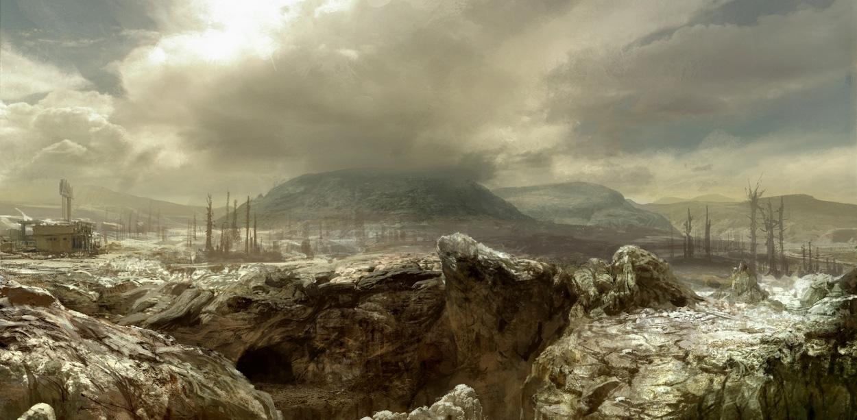Wasteland higher resolution